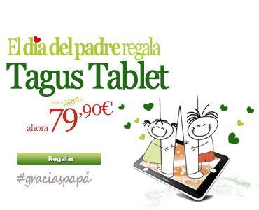 ¿Cómo decirle #graciaspapa? #TagusTablet.