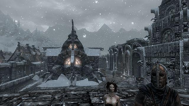 Skyrim Skyrim Fantasy World Best Games