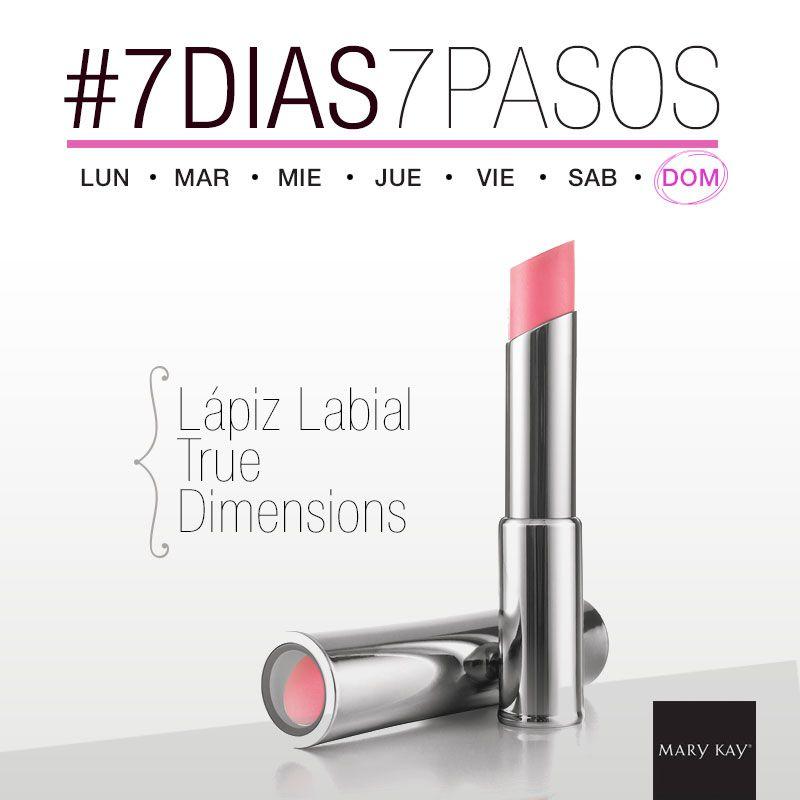 7 días de la semana, 7 pasos para un look perfecto. #Domingo #7Días7Pasos…