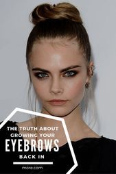 Sparse Eyebrows | Reshaping Your Eyebrows | Easy Way To Shape Eyebrows 20190228 ... - #Easy #Eyebrows #Reshaping #Shape #Sparse #sparseeyebrows