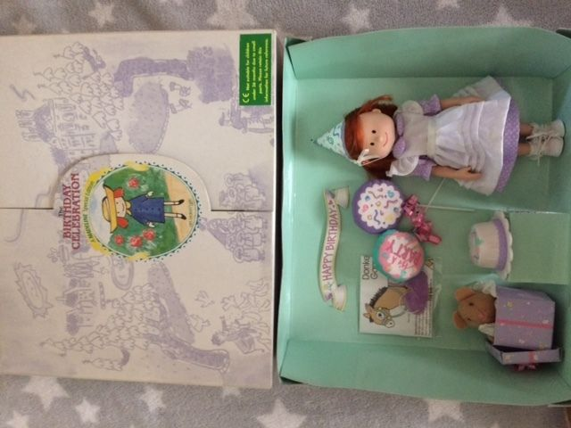 Madeline Doll Special Limited Edition Happy Birthday Set New & Boxed | 21.99+5.5
