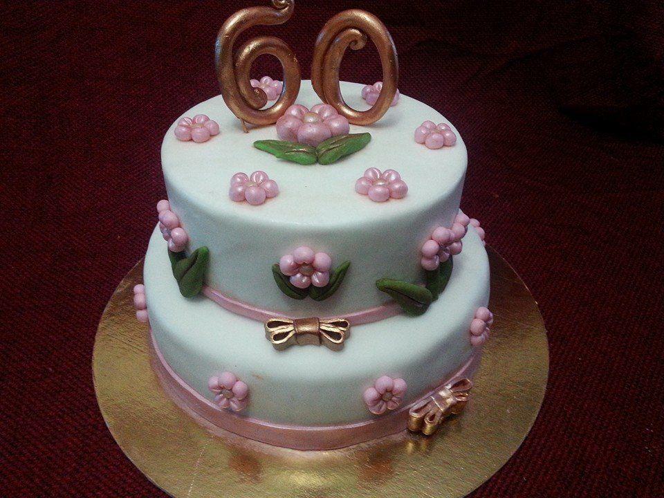 Torta Compleanno 60.Torta Compleanno Stile Thun 60 Anni Cake Birthday Thun Style Torte Dolci Compleanno