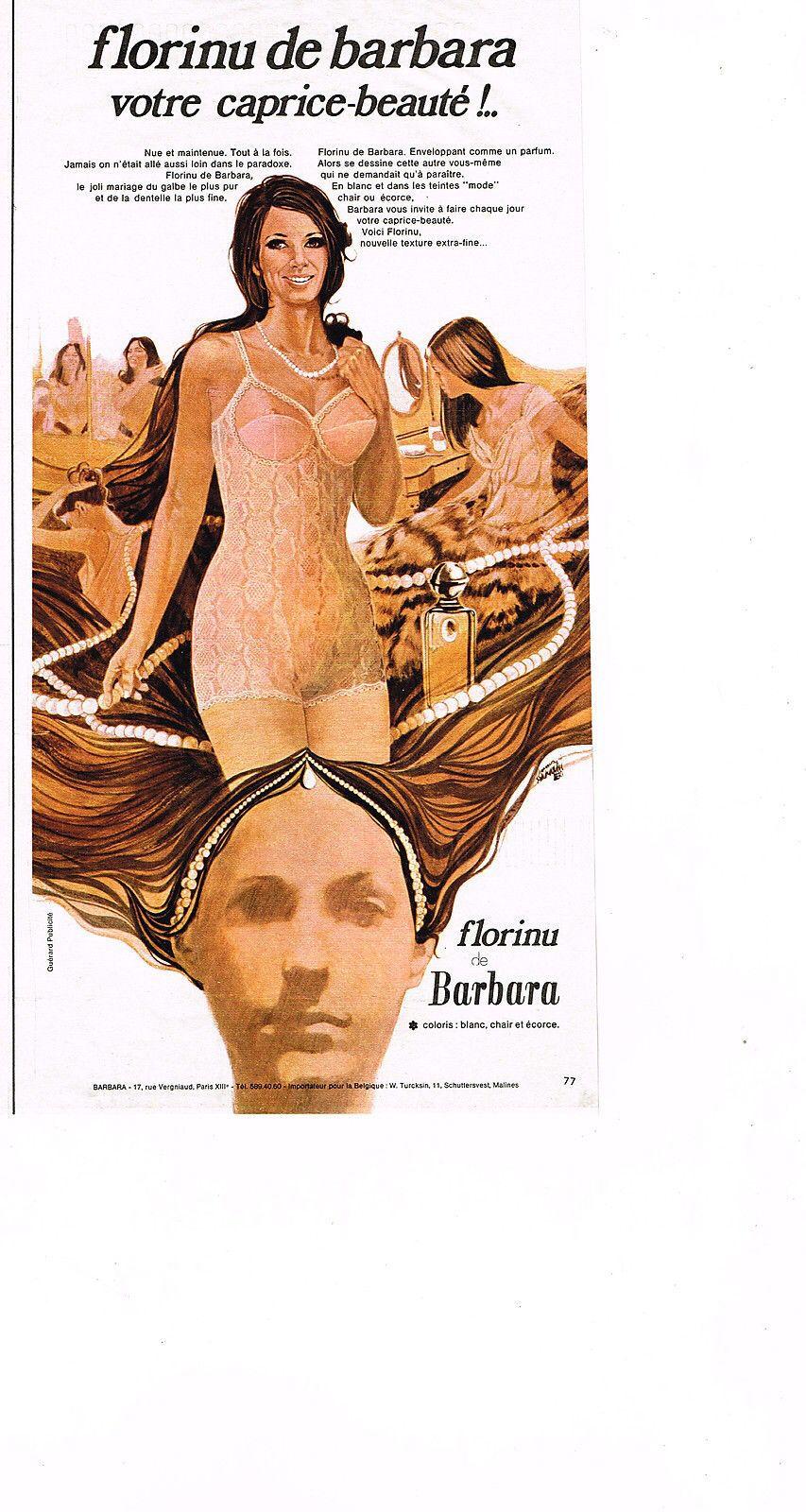 florinu combiné barbara 1970