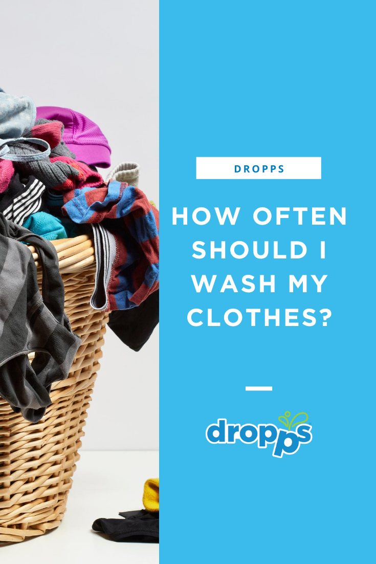 How Often Should I Wash My Clothes In 2020 Wash Laundry Care Prevention