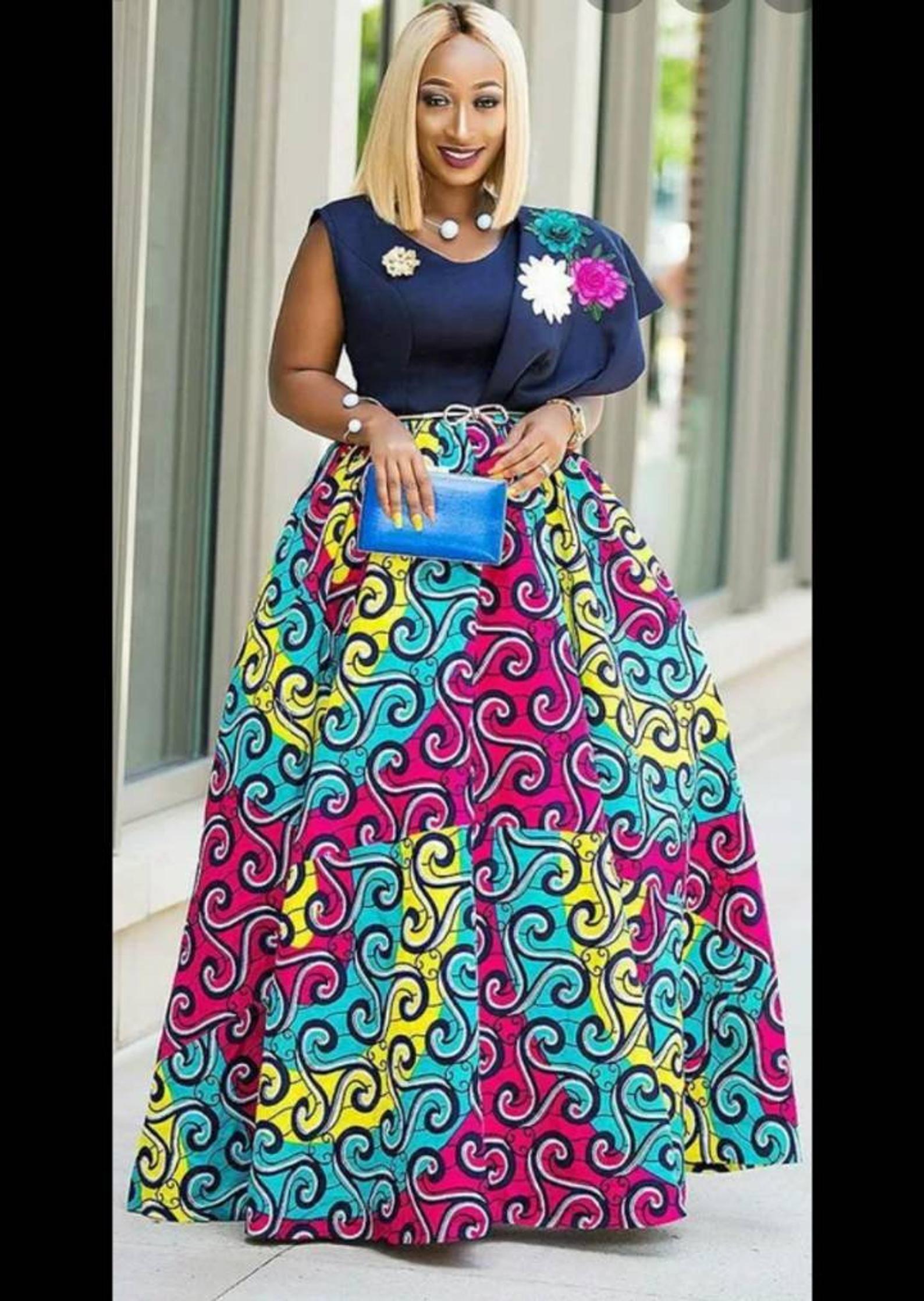 African dress,vintage dress wedding dress,prom dress,2 in 1 African gown,Ankara gown women/'s dress,wedding dress,maxi dress,party gown,
