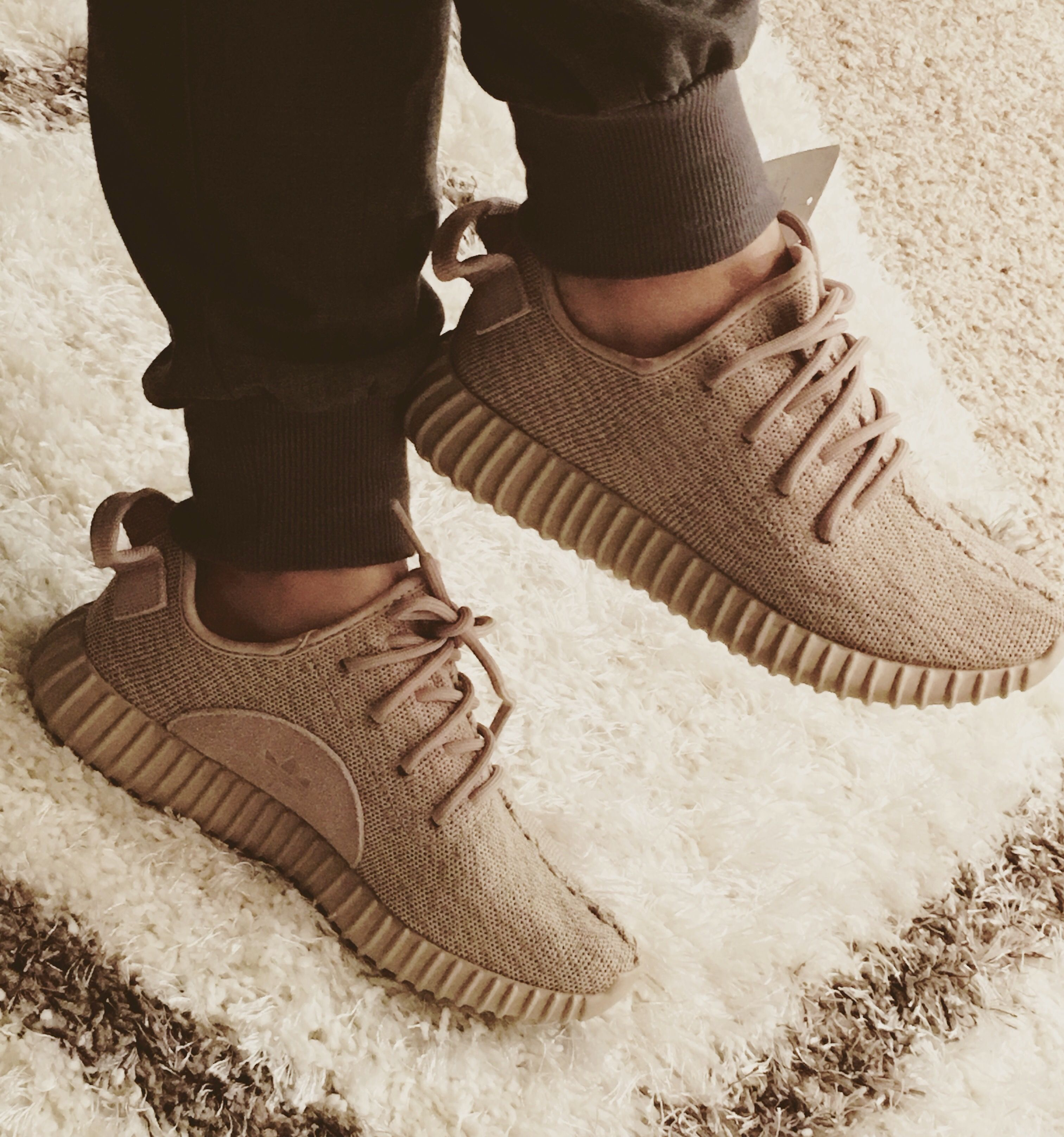 Adidas Yeezy Boost on Twitter   Tan