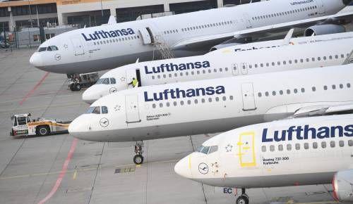 Lufthansa zoekt duizenden nieuwe werknemers