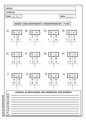 Pin Em Matematik