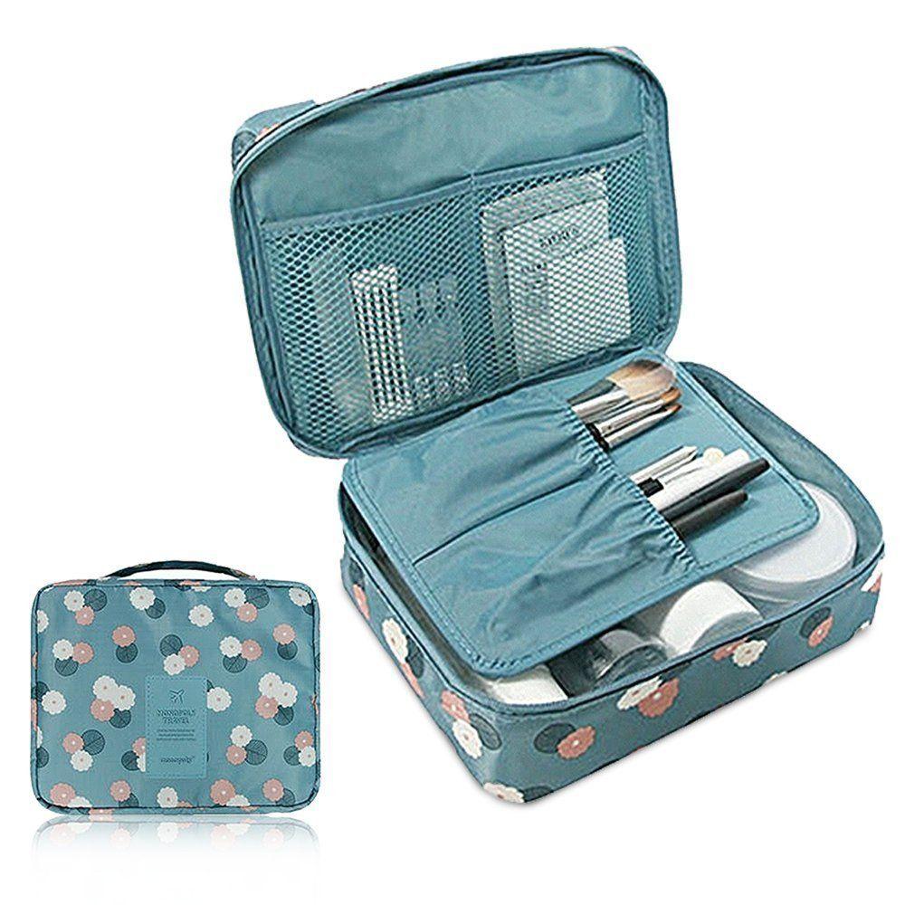 Pockettrip Clear Cosmetic Makeup Bag Toiletry Travel Kit – $3.66 ...
