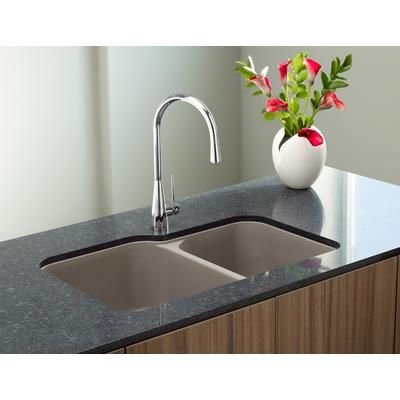 Blanco Vision U 1 75 In Silgranit Truffle Available At Home Depot Through Special Order Sop1281