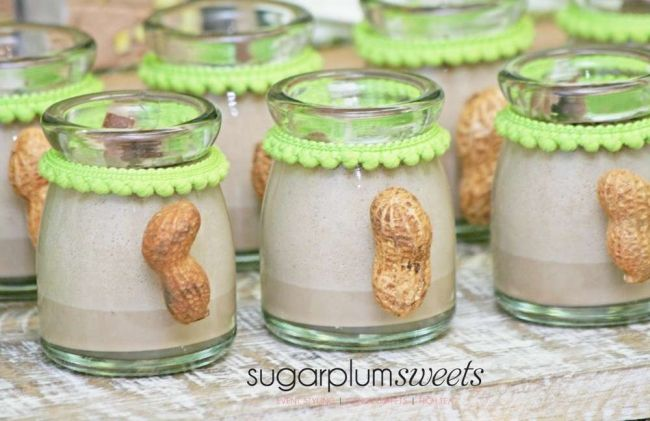 Little Peanut Boys Baby Shower Party Ideas Baby Shower Ideas