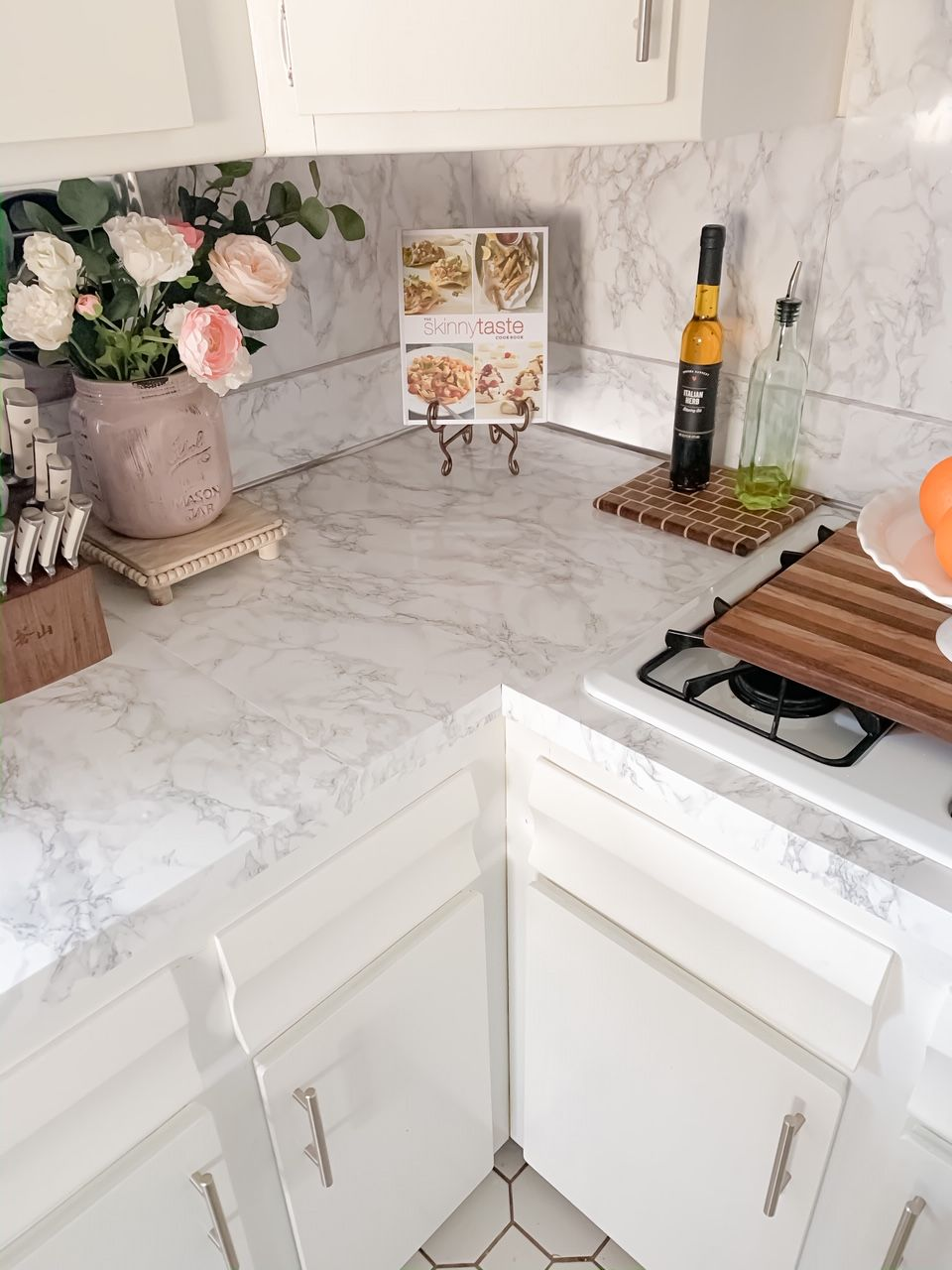 Photo of DIY Kitchen Countertops for Under $30 – Welcome
