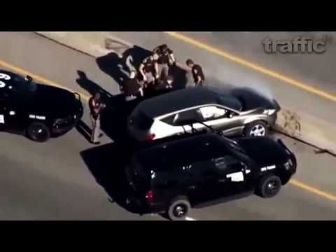 High Speed Police Chase Drug Dealer in Oklahoma City   Car