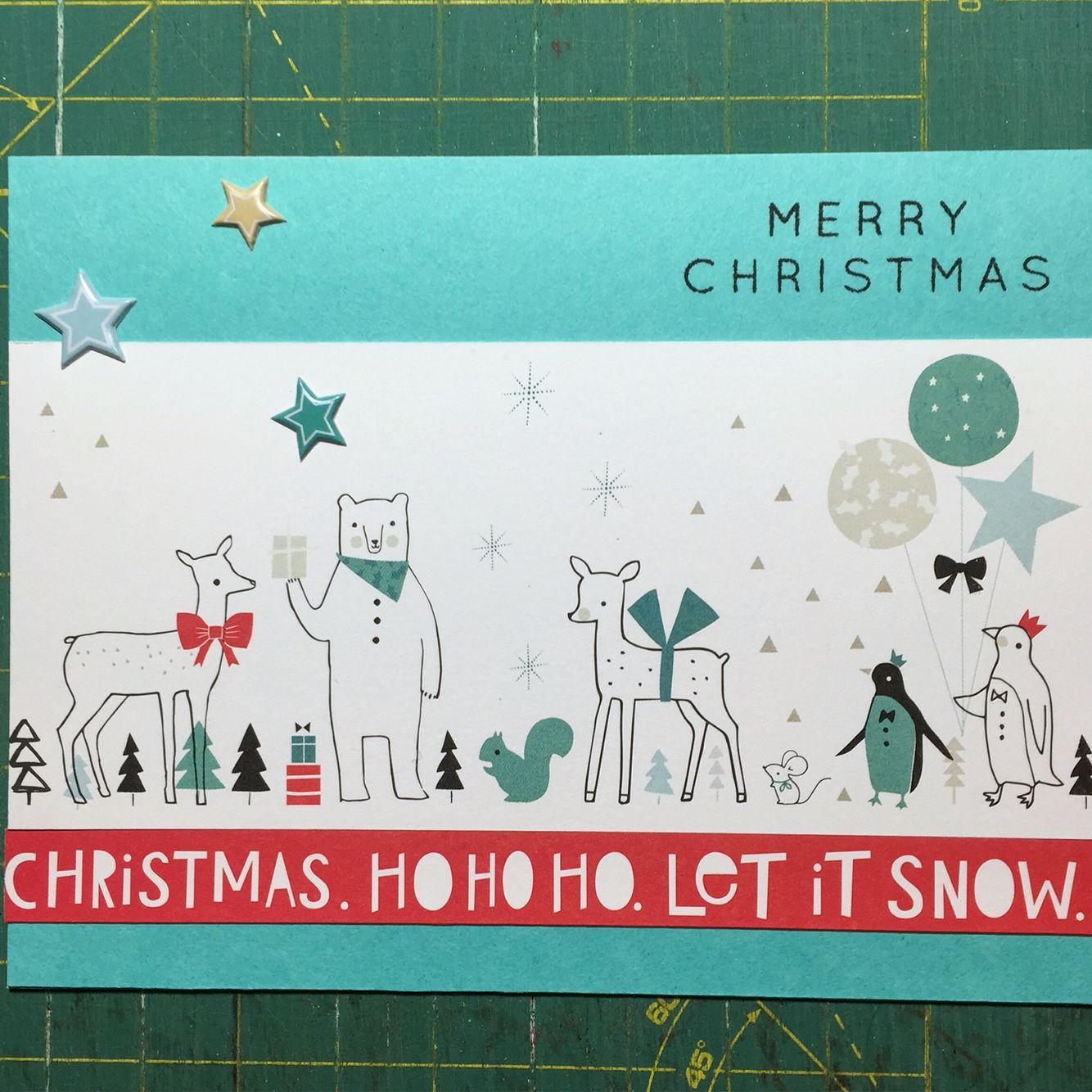 Simon Says Stamp December card kit #sssck