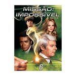 DVD Missão Impossível A Série 6º Temporada - AMZ em até 6X sem juros.