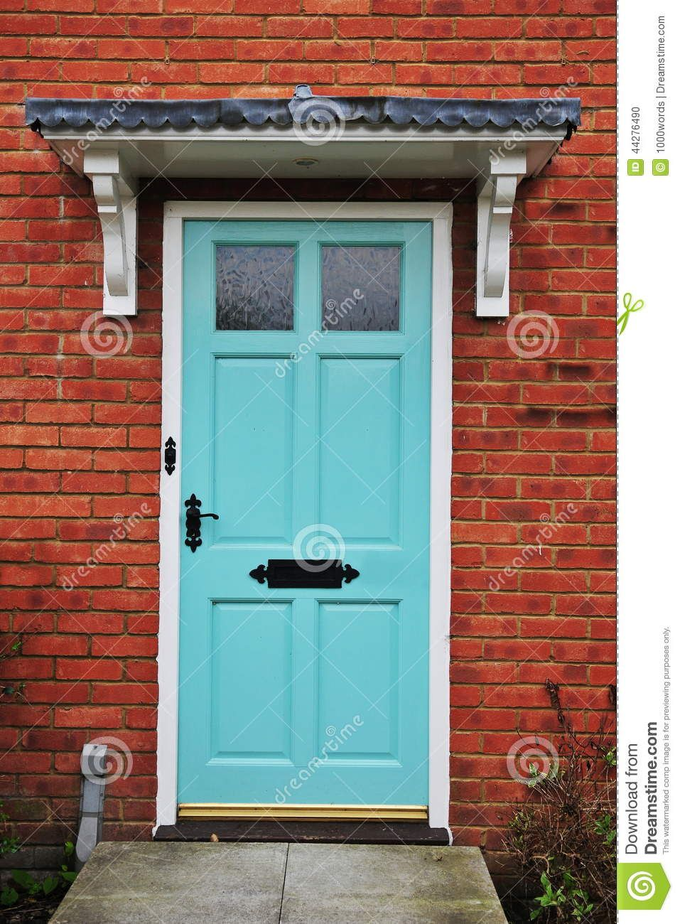 What color should i paint my front door if my house is red - Front door colors for brick houses ...