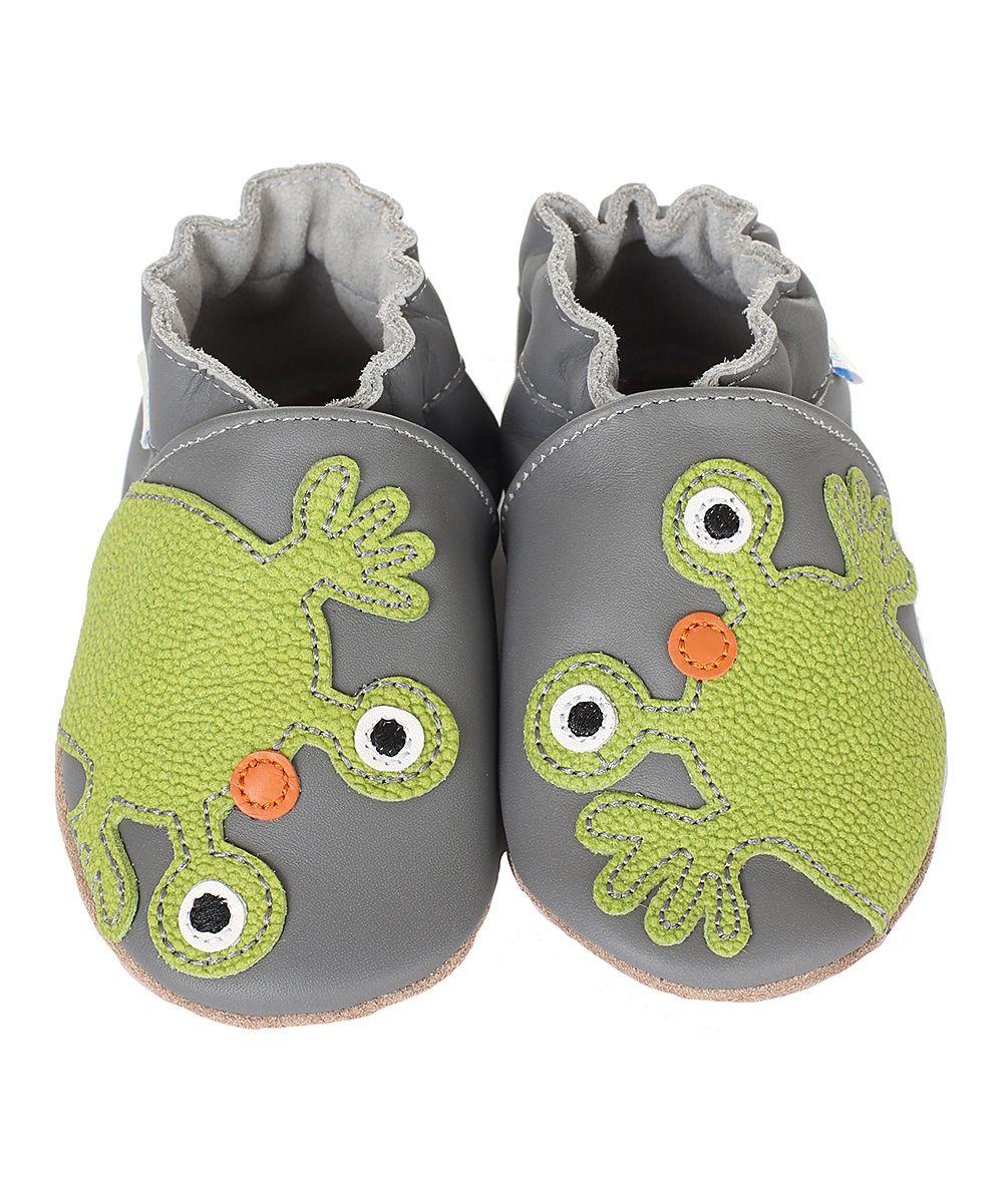 Zapatos azules Robeez infantiles v4Sm4V