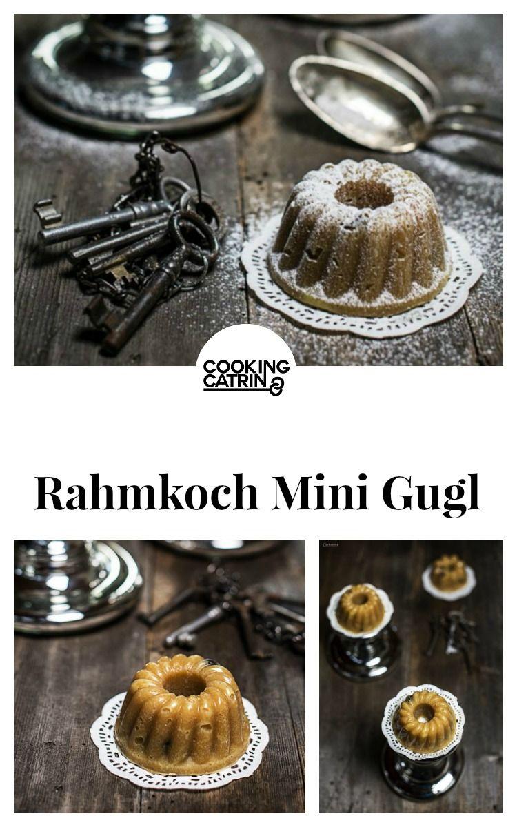 Rahmkoch, Mini Gugl, Gugelhupf, bundt cake, traditional recipe, austrian recipe, Rezept aus Österreich, Traditionsrezept, Kärntner Rezept, Guglhupf, Mini Gughupf, Almmarzipan, traditionell, Marzipan, traditional...http://www.cookingcatrin.at/rahmkoch-mini-gugel-alm-marzipan/