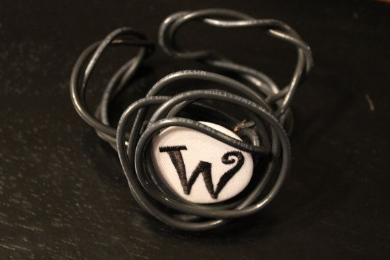 Hey, I found this really awesome Etsy listing at https://www.etsy.com/listing/176215427/wire-bracelets-with-the-letter-w-in-the