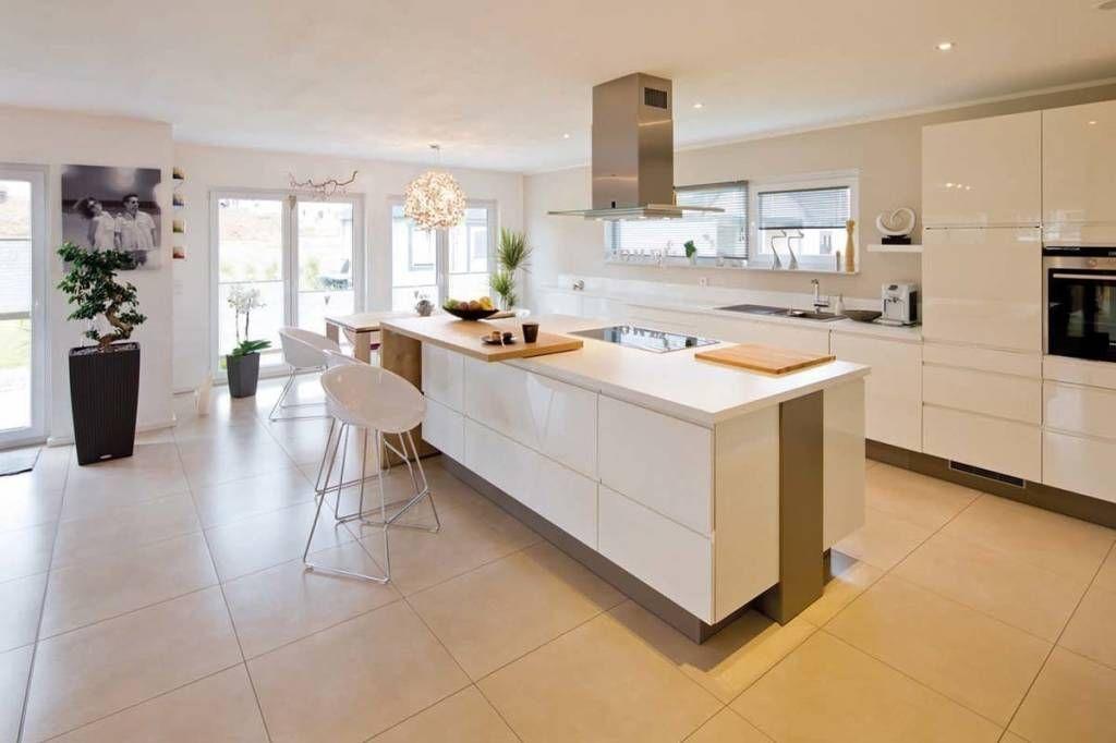 Nice Finde moderne K che Designs http fingerhaus de fertighaus