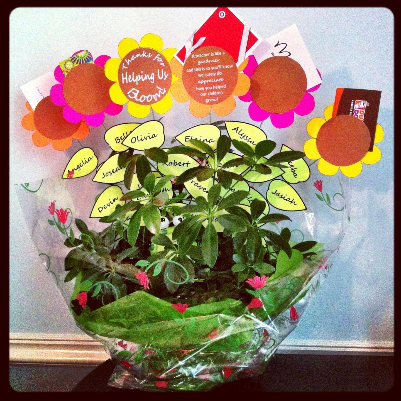 End of the year class teacher gift teacher gifts
