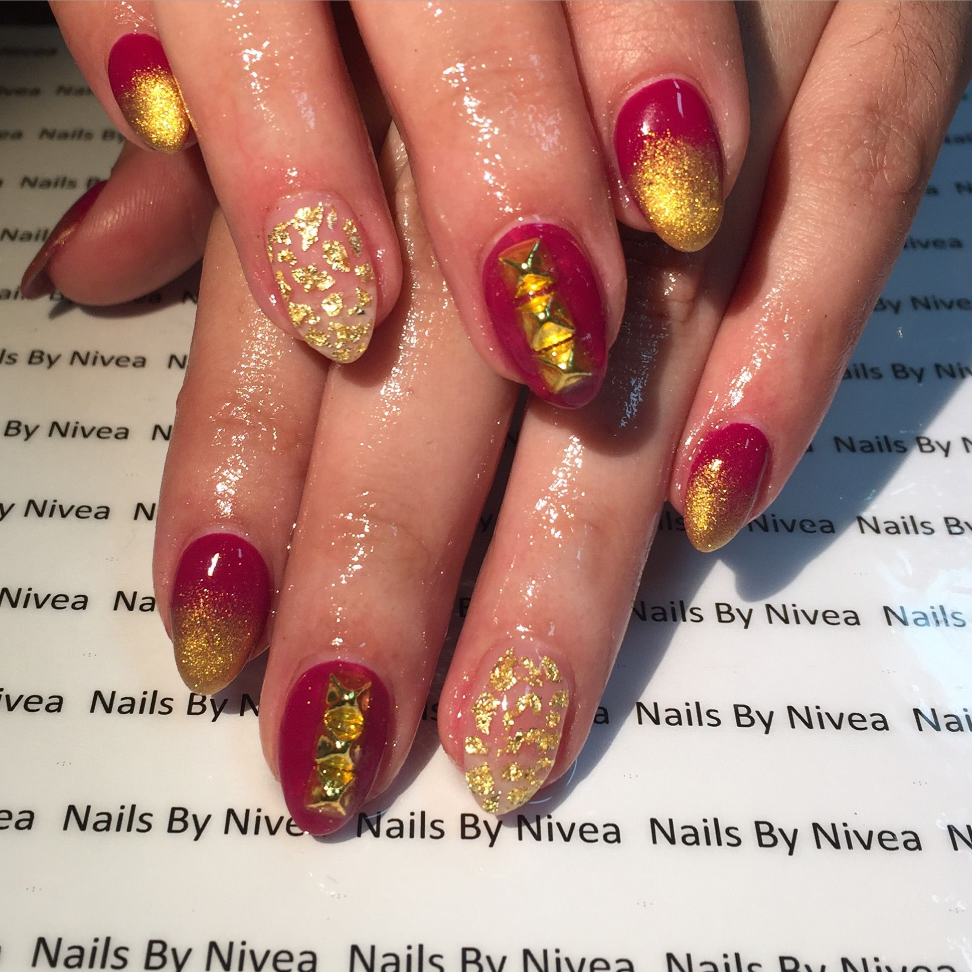Gel polish designs by nailsbynivea