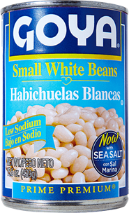 Low Sodium Small White Beans Tasty dishes, Delicious