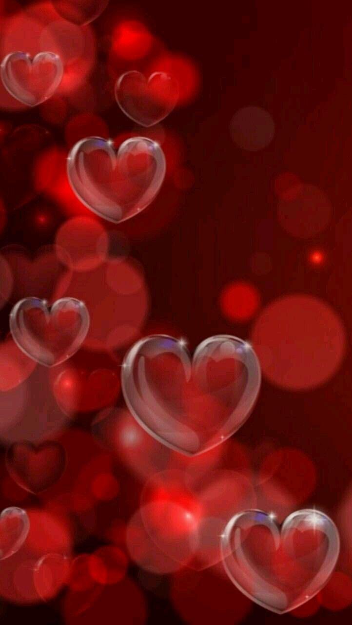 Pin Von Anita Torrez Auf 01 Hearts Herz Hintergrund Rotes Herz Herz Liebe