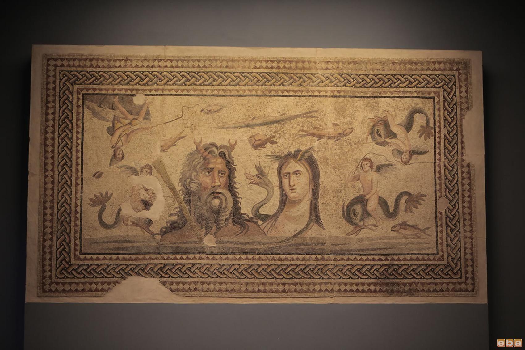 Zeugma Museum, Gaziantep Arkeoloji
