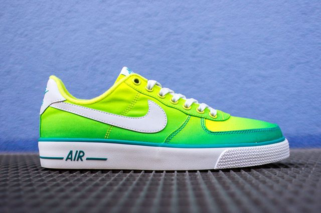 check out c830a 0a896 NIKE AIR FORCE 1 AC BR QS (TURBO GREEN) - Sneaker Freaker