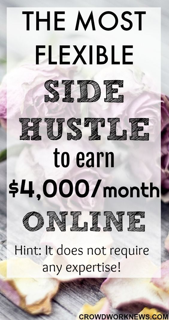 My side hustle has earned over $50,000 in just 18 months. Do you want to find out how to earn $4000/month side hustling without any special skills? You have come to the right place. Just click through and find out how you can get started today!