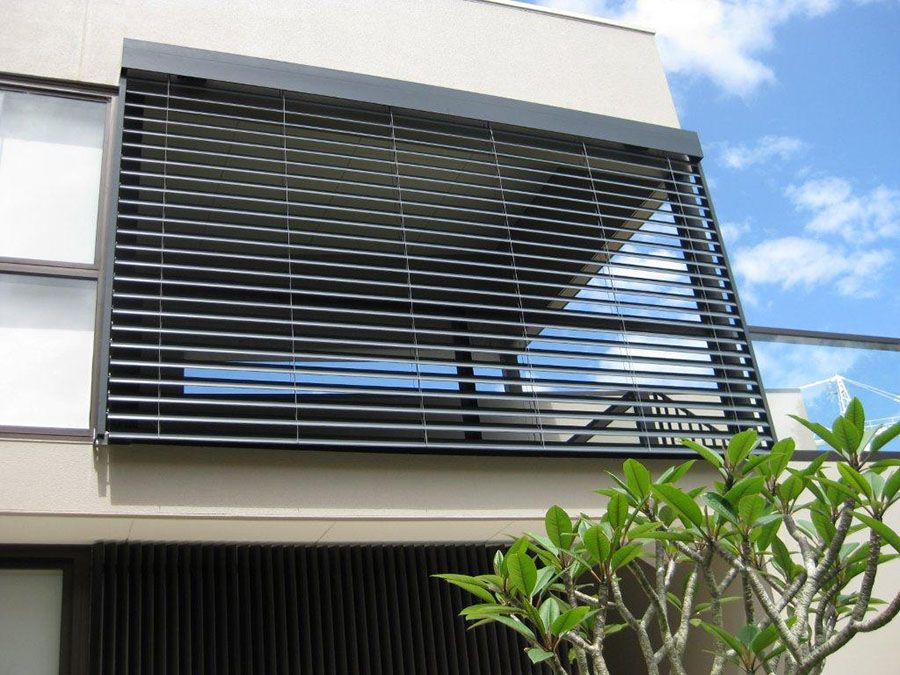 We are leading External Aluminium Blinds manufacturer and