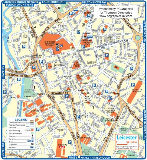 Leicester City Uk Map.Pin By Hanin On Aix En Provence City Maps Map Free Maps