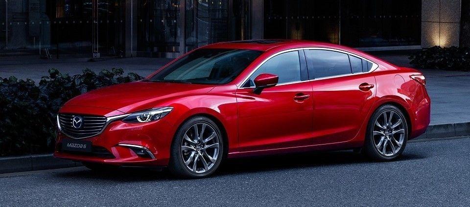 Mazda 6 Samochody