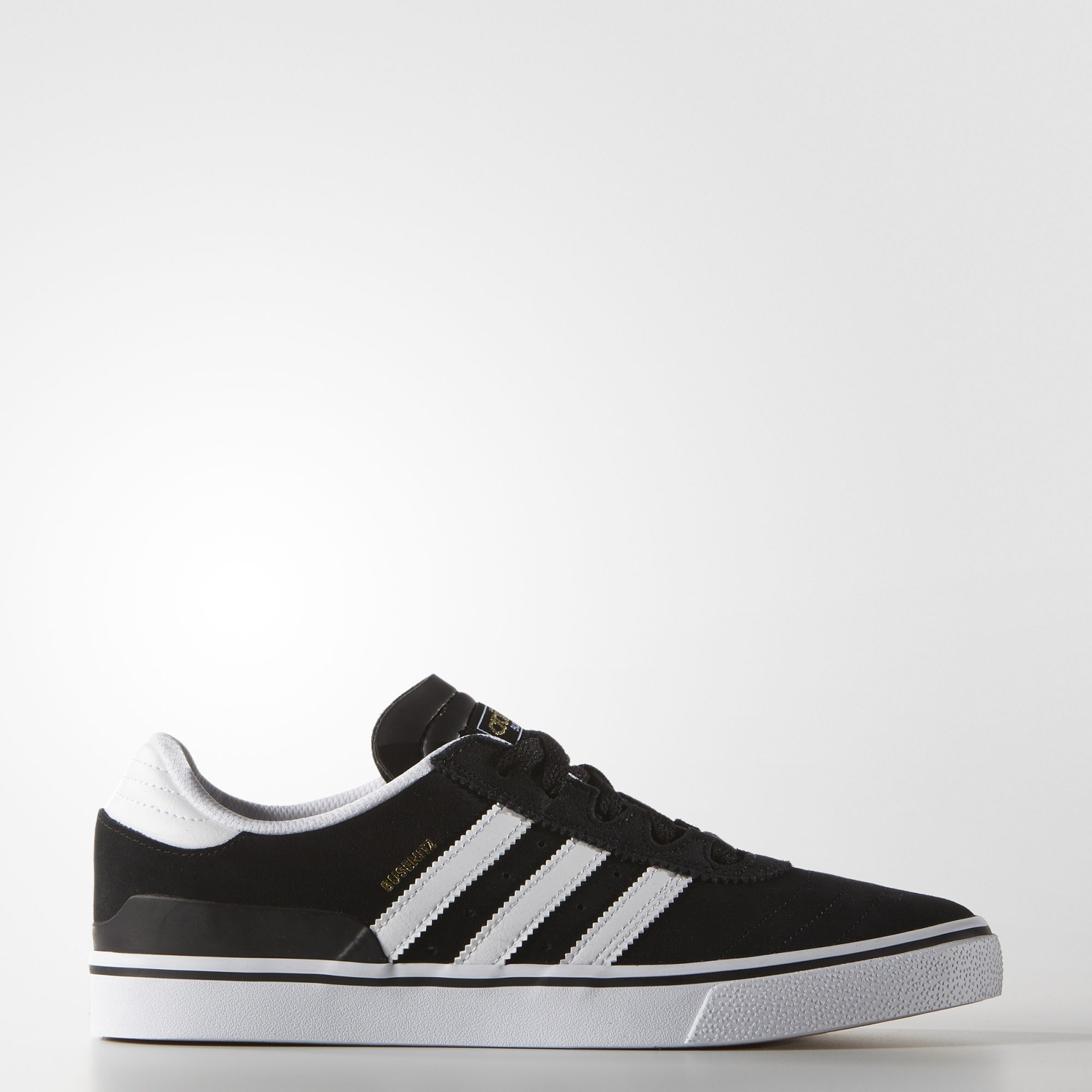 adidas Busenitz Vulc Shoes - Black | adidas UK