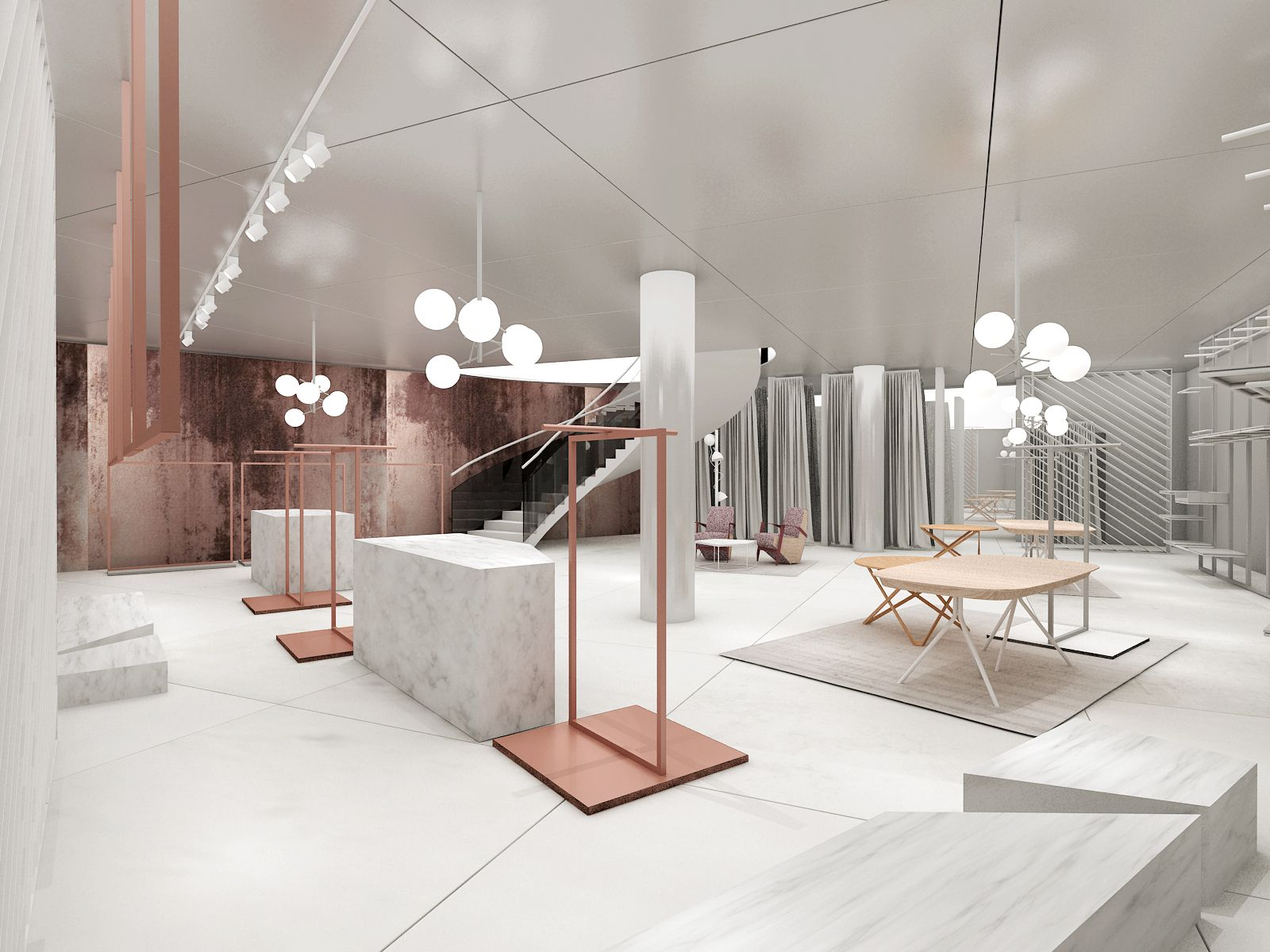 corporate interiors - Marke. Design. Interior.