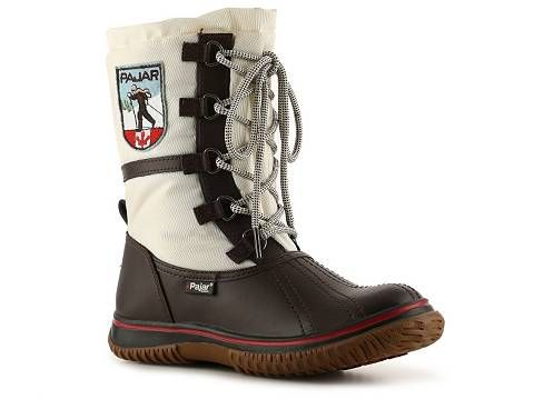 0fcb61510f5 Pajar Grip Low Snow Boot