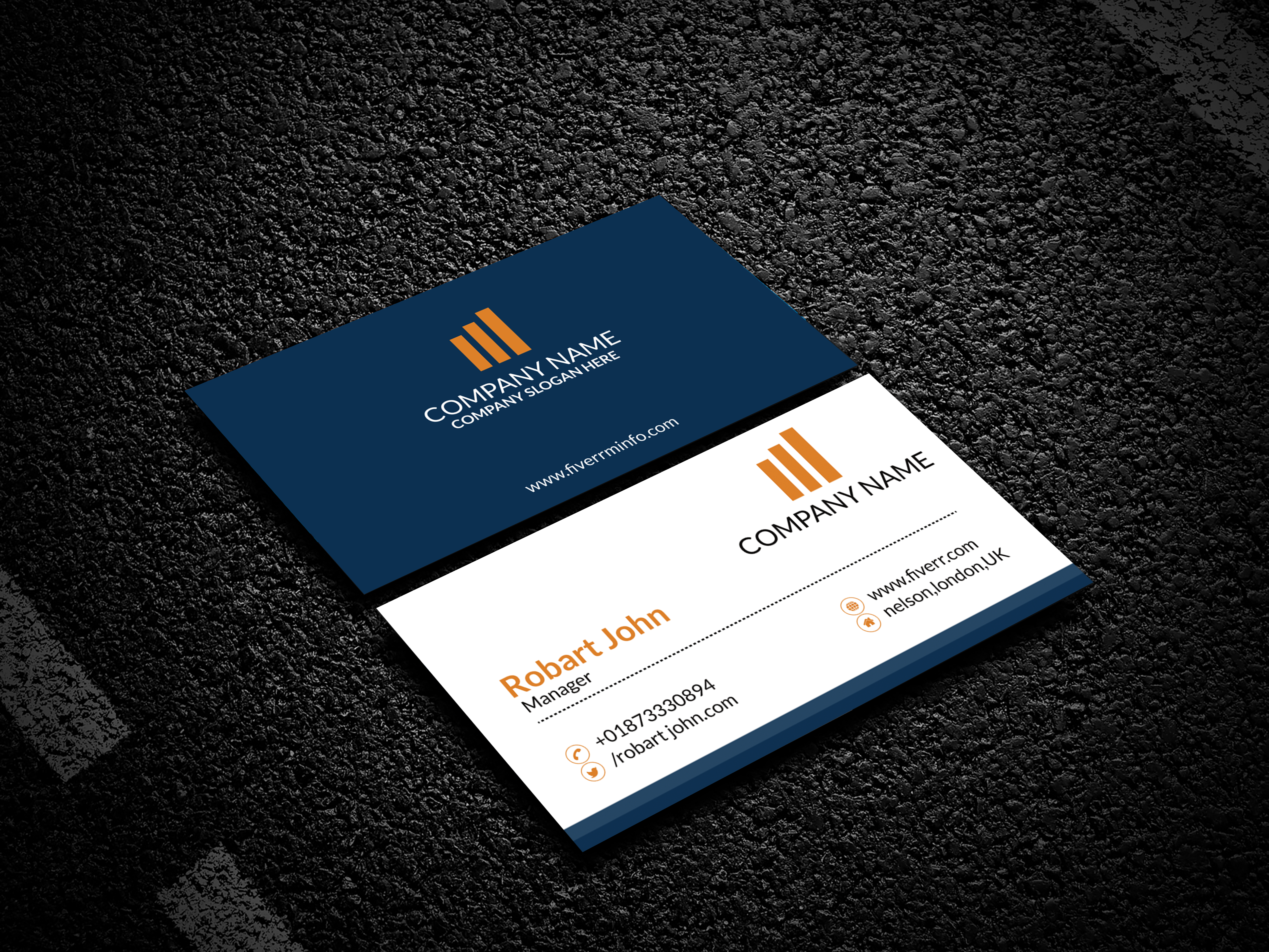 Muksadul Momin I Will Design Professional Minimalist And Luxury Business Card For 5 On Fiverr Com Luxury Business Cards Unique Business Cards Design Unique Business Cards