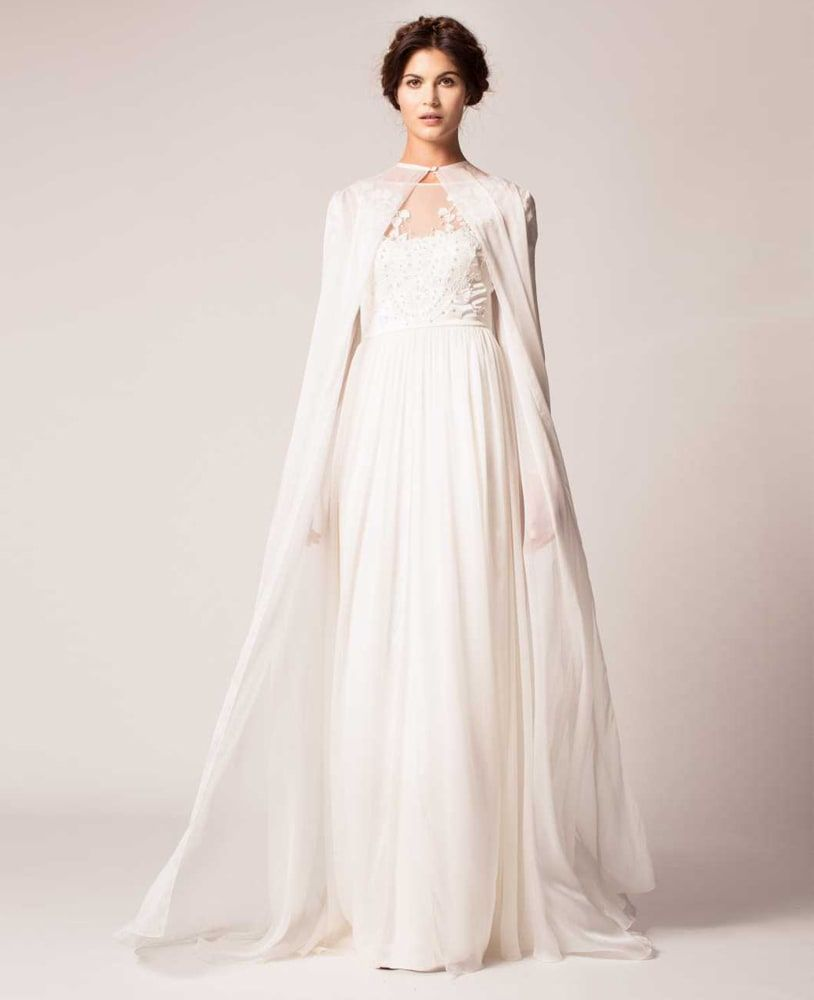 23 Bridal Dresses Perfect For A Witchy Wedding