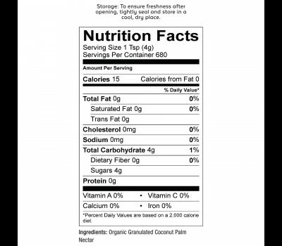 1586475434041   Coconut Sugar   Organic   Coconut sugar