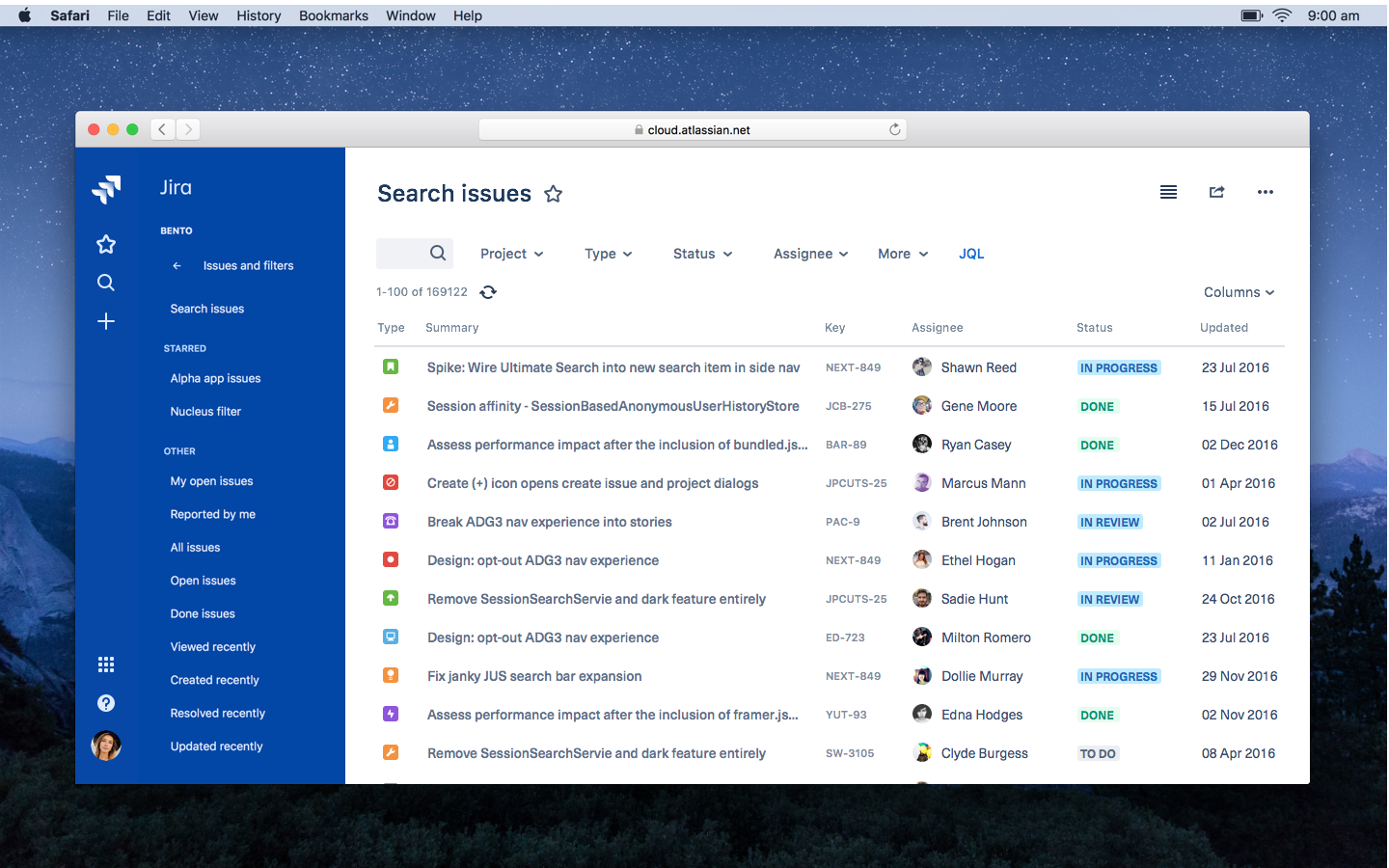 Introducing Your New Jira Experience Atlassian Documentation How To Introduce Yourself History Bookmarks Column