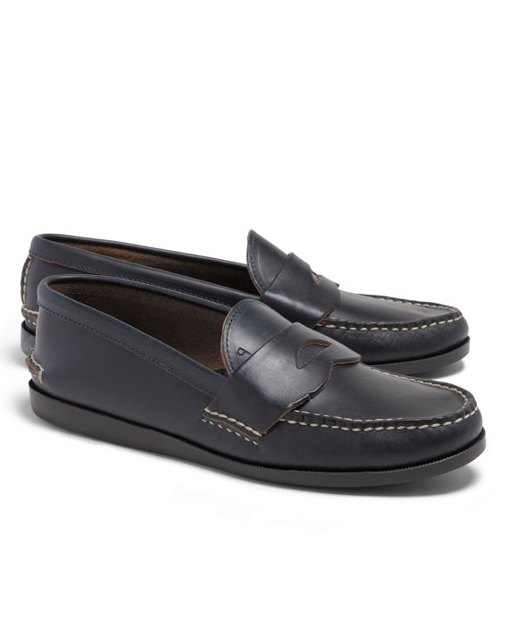c06a41b89cd Rancourt   Co Casual LoafersNavy