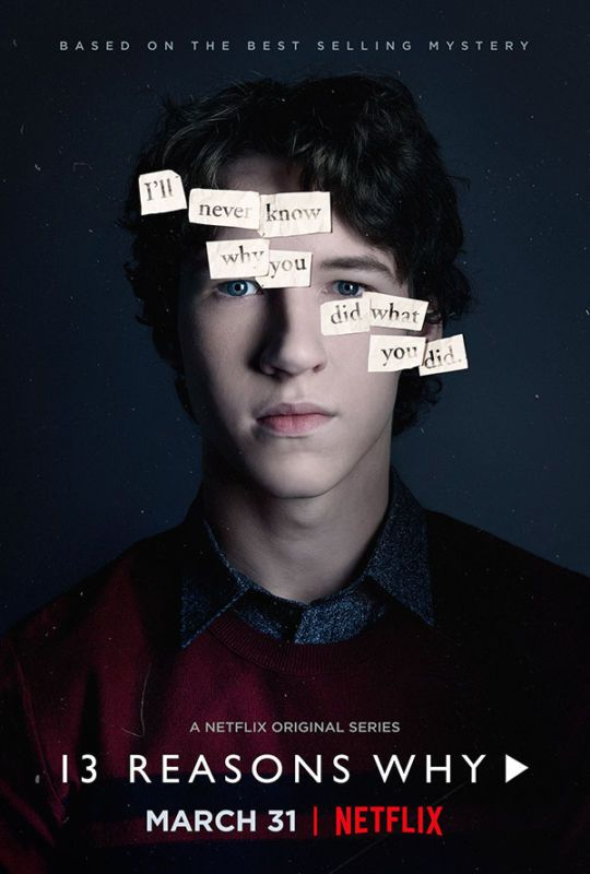 Thirteen Reasons Why Review Trw 13 Reasons Why Poster 13