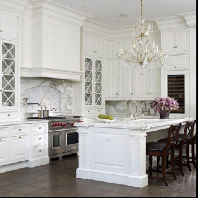 Beautiful Kitchen Classic White Kitchen White Kitchen Design Elegant Kitchens