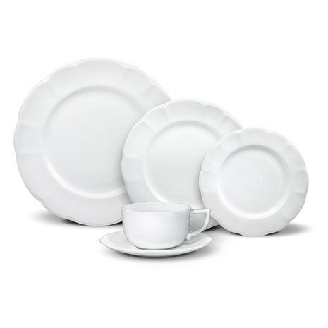 Mikasa Adelaide white bone china dinnerware set $60/5-piece place setting (no  sc 1 st  Pinterest & Mikasa Adelaide white bone china dinnerware set $60/5-piece place ...