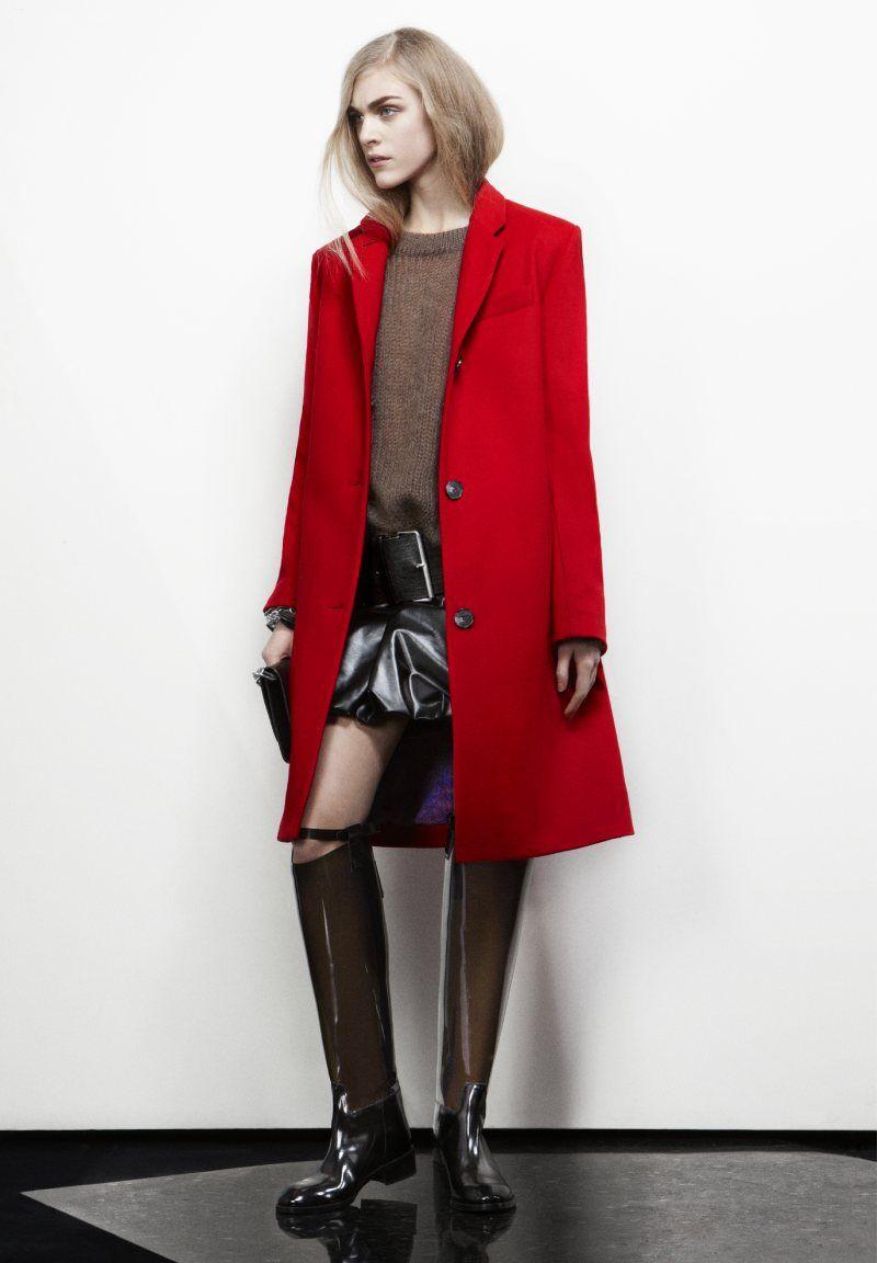 Какое пальто!
