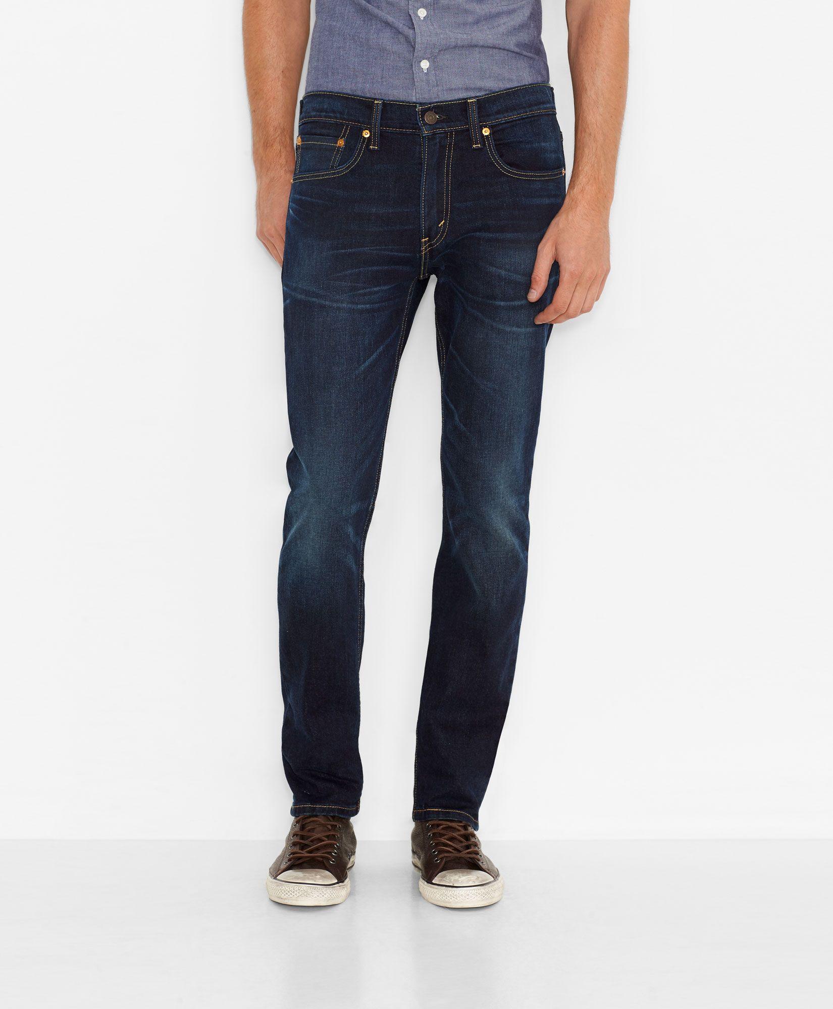 Levi's 511™ Slim Fit Jeans - Sequoia - Jeans 32 waist x 32 length