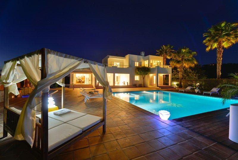 Villa In Ibiza Town Spain With 4 Bedrooms Swimming Pool 75080 Ibiza Town Ibiza Villa