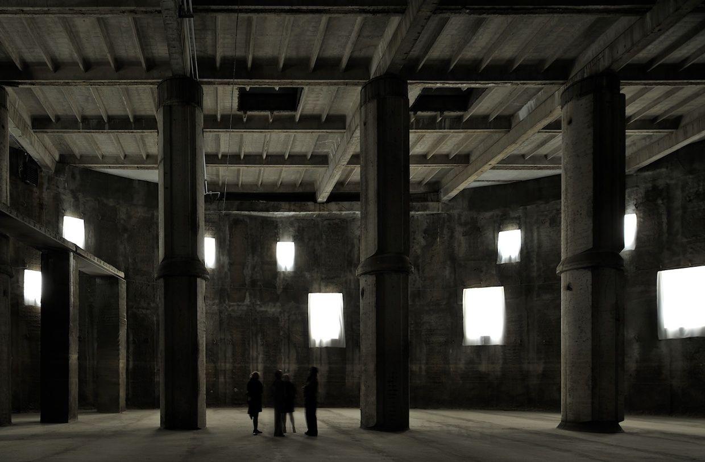 Cisterna By Alexander Brodsky On Behance Architecture Architecture Design Winter House