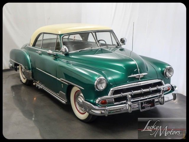 1951 Chevrolet Bel Air Deluxe Coupe For Sale Photos Technical